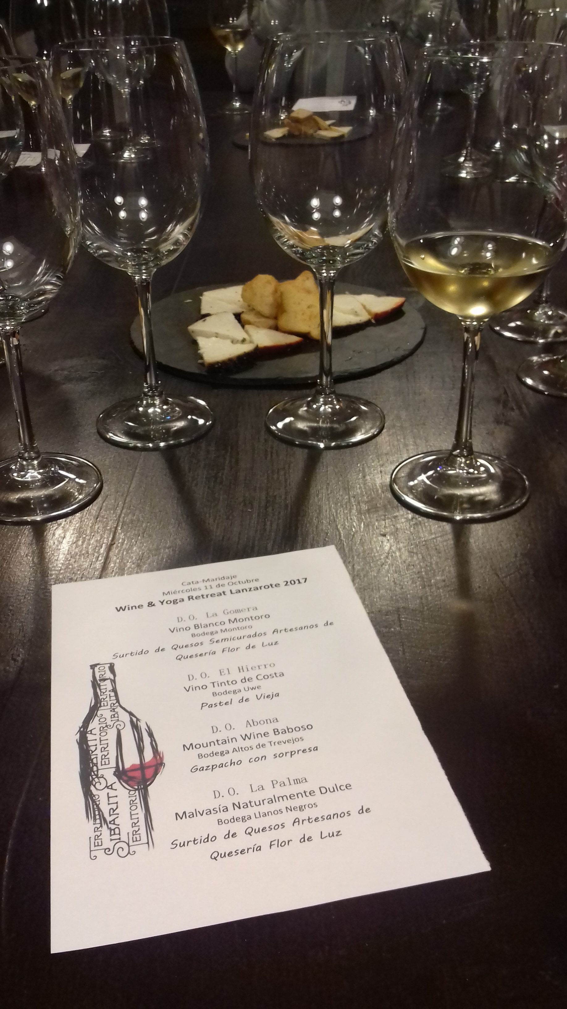 Yoga wine retreat 2017 marta molinera for Yoga and wine retreat