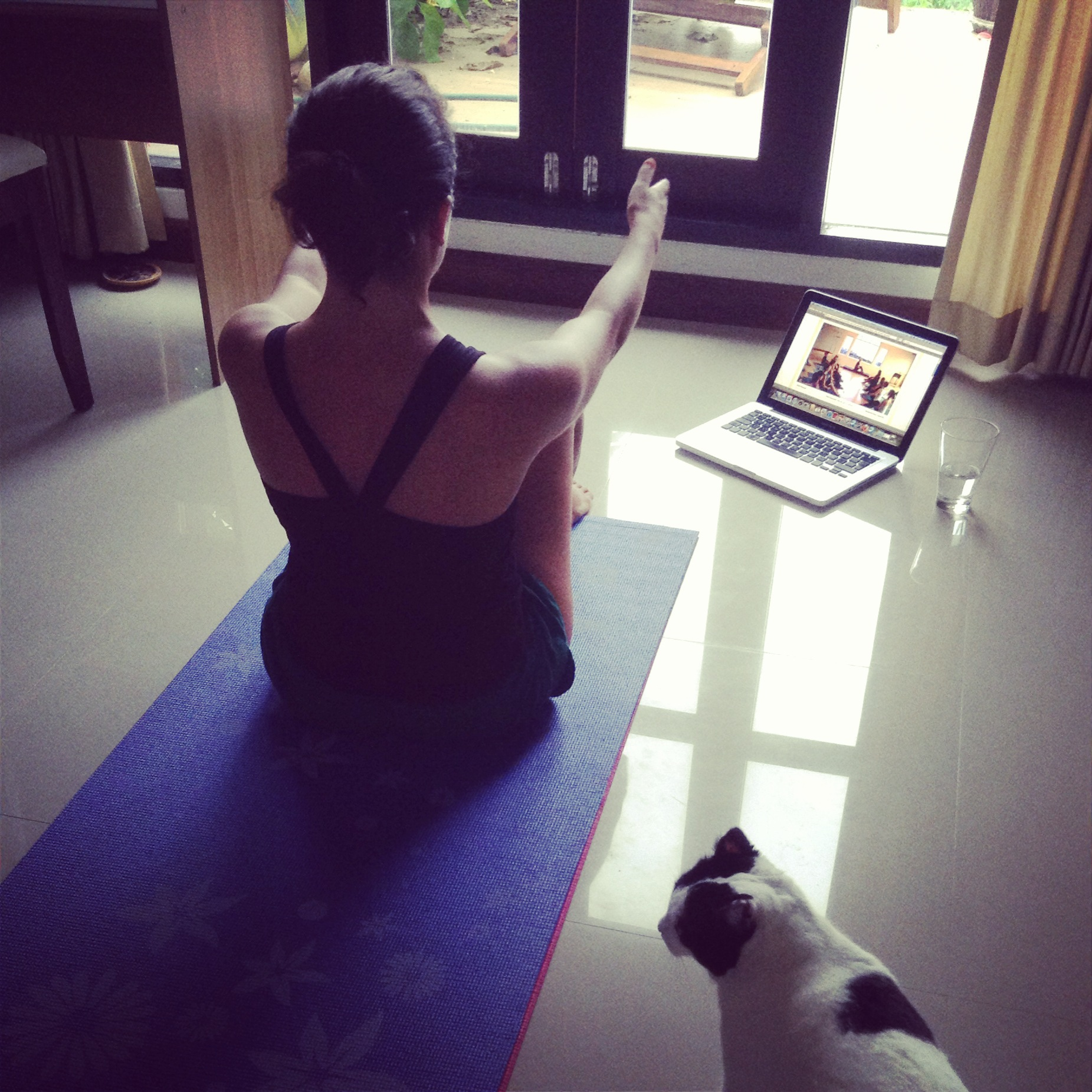 Online Pilates & Yoga